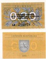 Lithuania 100 LITU 2007 (100 Litas) - UNC - Lituanie