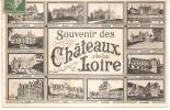 J : Loir Et Cher :  Chateaux De La  Loire :  Chambord, Blois,ussé,langeais,chaumont, Etc... - France