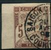 Colonies Générales (1884) Taxe N 17 (o) - Taxes