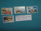 N°2532 à 2535 Pologne - Blocks & Sheetlets & Panes