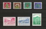 Zegels 834 - 840 ** Postfris Aan 17% - Unused Stamps