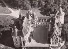Chaumont-sur-Loire - Vue Aérienne : Le Château (cour Intérieure) - France