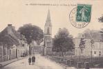 MARIGNY MARMANDE 37 ( LA PLACE DE L' EGLISE )  1912 - Non Classés