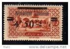 1927 LEBANON MICHEL NR. 111 MINT LIGHTLY HINGED - Lebanon