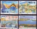 Malte 1991  YT 856 à 859  N** - Malta