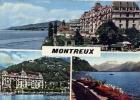 Montreux - 2472 - Viaggiata Formato Grande - VD Vaud