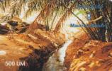 Prépayée Mauritanie Mauritel Mobiles 500UM - Mauritania