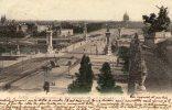 Cp , 75 , PARIS , Vue Panoramique Du Pont Alexandre III , Vers Les Invalides , Dos Simple , Voyagée 1903 - Bruggen