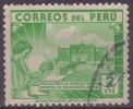 £12 -  PEROU - N° 356 - OBLITERE - Pérou