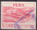 £12 -  PEROU - N° 482 - OBLITERE - Pérou