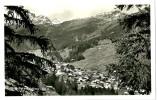 St. Anton Am Arlberg. Le Village ,vue Des Montagnes. - St. Anton Am Arlberg