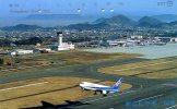 CARTE  DU JAPON BUS CAR ETC....AVION .....  VOIR SCANNER - Vliegtuigen