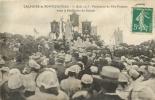 44 PONTCHATEAU LE CALVAIRE PREDICATION DU PERE FESQUET 1913 - Pontchâteau