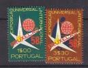 PGL Z028 - PORTUGAL Yv N°843/44 ** - 1910 - ... Repubblica