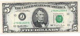 SINGAPORE 5 DOLLARS (1999) PICK # 39 UNC. - Singapour