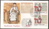 Vaticano 1981 - FDC 688-89 - Virgilio - FDC