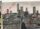 CP Italie - SIENA - S. Gimignano - Panorama (6) Sei Cartolina Diverse - Cuneo