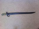 Baionnette Chassepot   ( Mutzig ) - Knives/Swords
