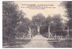 "20467 Environs RUFFEC Château LONDIGNY- A Jehanne D'Arc ""dieu Roy Bouter Mal. Coll Dubois -Jeanne Monument - France"