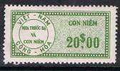 VIET-NAM TIMBRE FISCAL NEUF - Vietnam
