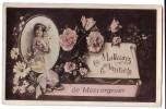 MASVERGNIER  (  Haute- Vienne   )  MEILLEURES AMITIÉS - Frankrijk