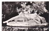 20482 Nerac Statue Fleurette GOux -195.2 Theojac Femme Nue - Sculptures