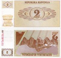 SLOVENIA 5000 TOLARJEV 2004 PICK  33b UNC. - Slovénie
