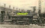 Locomotives Midi-Sud Ouest, Machine 2101 , Notes Techniques Au Verso, éd H.M.P.470 - Matériel