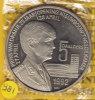 5 Daalders Nederland 1992   WA  /25 Jaar /Opening 2e  Kamer  (981) - Royal/Of Nobility