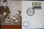 FDC 13 Set 1972 GRAN BRETAGNA MARCONI KEMP RADIO CHELMSFORD Essex INGHILTERRA UK - 1971-1980 Decimal Issues