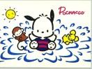 PC082 Pochacco. Hond, Dog, Chien. Sanrio. - Stripverhalen