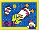 PC087 Pekkle. Vogel, Bird, Oiseau. Sanrio. - Stripverhalen