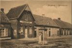 Wickevorst ( Wiekevorst ) : Gemeentehuis  ( Geschreven 1939 Met Legerstempel ) - Belgique