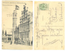 BRUSSELS AXPOSITION UNIVERSELLE 1910 Pavillon De La Ville  De GAND - Weltausstellungen