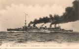 """MARINE DE GUERRE  /  """" Jules Michelet """" , Croiseur De 1ere Classe - War 1914-18"""