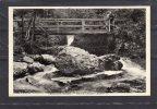 26030   Belgio,  Vallee De La  Hoegne,    Pont  Et  Cascade  Leopold II,  VG  1939 - Spa