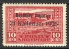 Albanie 1925, Mi. # 114 *, MH, With Surch., READ!!! - Albania