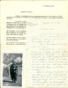 05 Photo + Documents CERVIERES Mort Volontaire Français 1944 - Andere Gemeenten