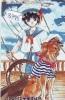 MANGA Télécarte Japon * CLAMP * Cinéma * Animé (8395)  PHONECARD JAPAN * TELEFONKARTE - Film