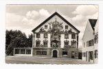 Allemagne - Weilheim Oberbayern - Gasthof Gattinger METZGEREI - N° 812 - Restaurant Boucherie - Statues Dessin Sur Mur - Weilheim