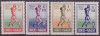 £12 -  PARAGUAY - YVERT  N° 572 à 575 - NEUFS - FOOT - Paraguay