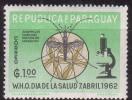 £12 -  PARAGUAY - YVERT  N° 677 - NEUF - Paraguay