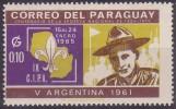 £12 -  PARAGUAY - YVERT  N° 785 - NEUF SANS CHARNIERE - Paraguay