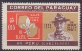 £12 -  PARAGUAY - YVERT  N° 786 - NEUF SANS CHARNIERE - Paraguay