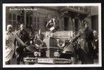 RARE !!! CARTE PHOTO DER FÜHRER  IN BADEN - BADEN REICHSKANZLER ADOLF HITLER SS  MERCEDES  BENZ WWII - Guerra 1939-45