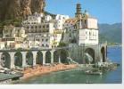 CP Italie - ATRANI - Panorama (2) Due Cartolina Diverse - Salerno