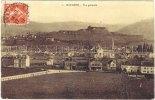 1912 - MAULEON - Vue Générale - CARTE POSTALE PHOTO - Mauleon Licharre