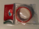 Alt046 Braccialetto, Bracelet, Pulsera Gadget Viaggio Fiamma Torcia Olimpiadi Invernali Winter Olympic Games Torino 2006 - Abbigliamento, Souvenirs & Varie