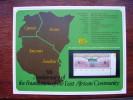 KUT 1972 5th.Anniv Of EAST AFRICAN COMMUNITY  5/- STAMP MNH On PRESENTATION CARD. - Kenya, Uganda & Tanganyika