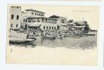 1900s Zanzibar Londin Pier Boats Shoreline Ppc/cpa Unused - Tanzania